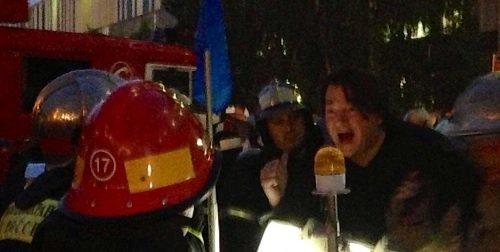 Пожар в Останкино 30 июля 2013 года: Когда сгорит до тла Игла ЧК Пропаганды / Трансляция