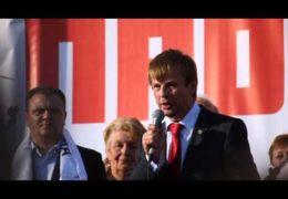 Ярославль: Дом мэра Евгения Урлашова оцеплен ОМОНом