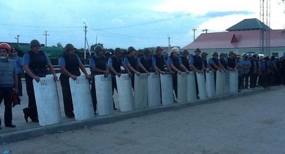 Пугачев: Народный бунт 10 июля 2013 года (Обновляется)