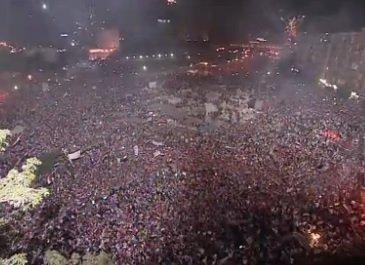 Каир: Более 100 погибших в кровавой бойне 27 июля 2013 года Прямой эфир / Трансляция