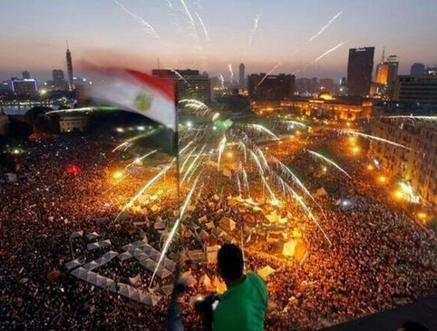 Мурси принудительно отправлен в отставку 3 — 4 июля 2013 года Прямой эфир / Трансляция