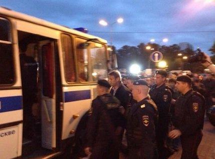 Навальный в Сокольниках 25 августа 2013 года Прямой эфир / Трансляция