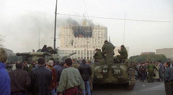 Октябрь 1993: Двадцать лет спустя