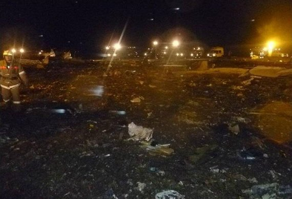 Крушение Boeing 737 в Казани