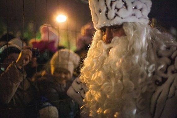 С Рождеством! Москва и Киев 7 января 2014 года Прямой эфир / Трансляция