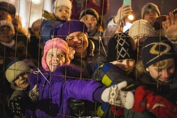 Концерт Михаила Задорнова 04 января 2014 года: Не дай себя опокемонить! / Прямой эфир