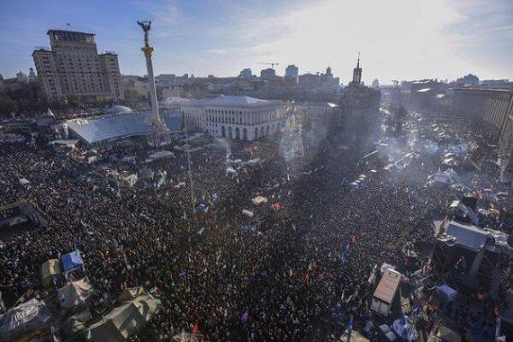 20: Двадцать свидетельств  — Переломный день противостояния на Майдане