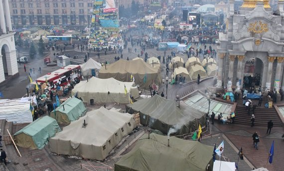 Украина Евромайдан Революция 19 декабря 2013 года Прямой эфир / Трансляция