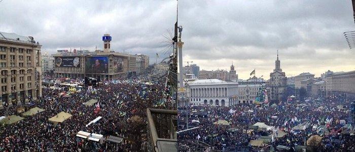 Оскар за ложь: Ботокс ТВ про Евромайдан 8 декабря 2013 года