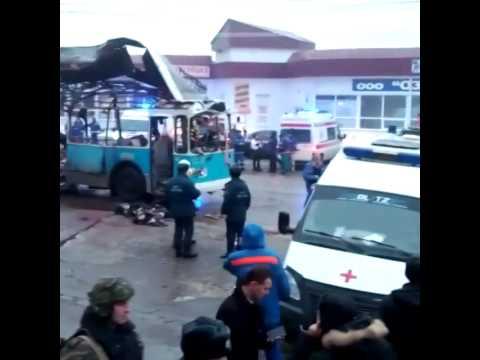 Теракт в Волгограде 30 декабря 2013 года / Онлайн: Государство воров не способно обеспечить безопасность народа