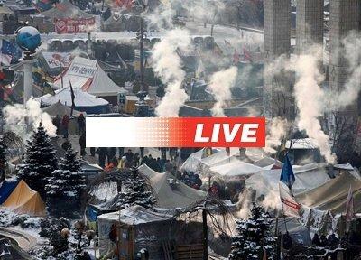 Революция Украина Евромайдан 25 — 26 января 2014 года Текст Трансляция / Twitter Онлайн