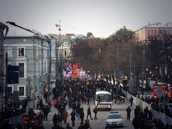 russia protest v zagone