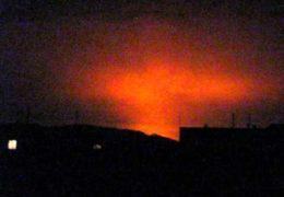 Взрывы на складе с боеприпасами в Забайкалье