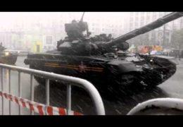 Снег в Москве 07 мая 2014 года — Зима пУтинской мерзости