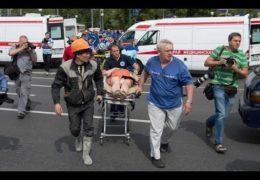 Катастрофа в Московском метро 15 июля 2014 года / Прямой эфир