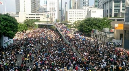 hongkong protests