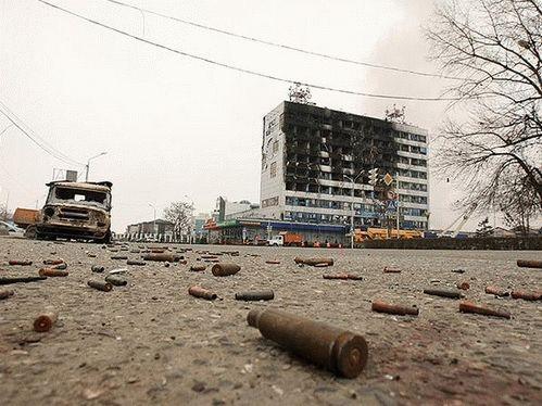 Чечня кадыровская 4 декабря 2014 года: Взрывы, стрельба, захват школы и Дома печати