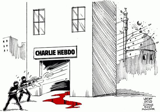 Билл Маэр и Джимми Киммел обсуждают бойню в Париже