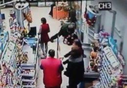 Духовная скрепа путина: В Липецке ублюдок избил беременную девушку