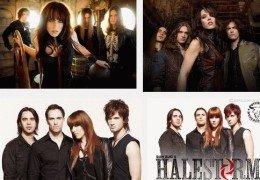 Halestorm Концерт 24 апреля 2015 года 05:30 Мск Прямой эфир / Трансляция