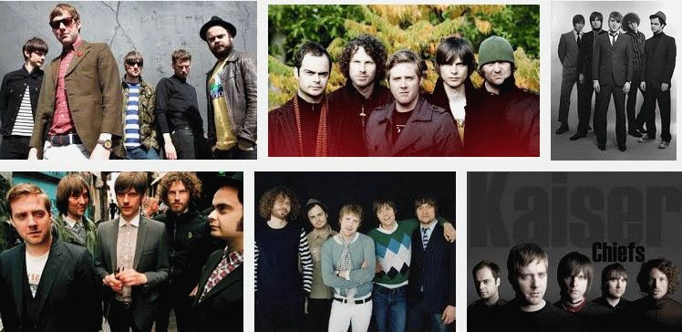 Kaiser Chiefs live stream freerutube
