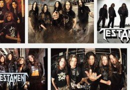 Testament Концерт 29 апреля 2015 года 05:30 Мск Прямой эфир / Трансляция