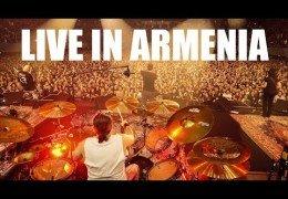 System of a Down в Армении: Концерт 23 апреля 2015 года Прямой эфир / Трансляция