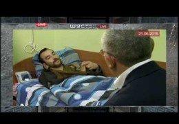 Шустер Live 23 мая 2015 года: Интервью пленных ГРУшников Александрова и Ерофеева