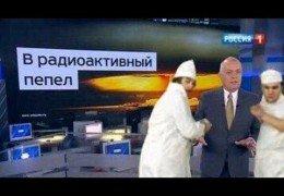 ЯДЕРНЫЙ УДАР ПО США: Москвичи ушибленные зомбоящиком на улицах столицы