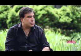 Интервью Ксении Собчак с Михаилом Саакашвили в Одессе 13 июня 2015 года