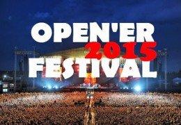 Open'er Festival 2015 Гдыня Польша 01 — 04 июля Прямой эфир Трансляция