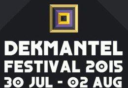 Фестиваль Dekmantel Амстердам 31 июля — 02 августа 2015 года Прямой эфир / Трансляция