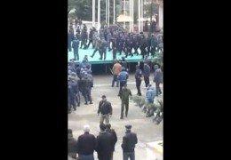 Буйнакск и полицаи воровского режима: Менты избили депутатов и горожан на митинге 16 октября 2015 года