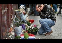 После терактов в Париже 14 ноября 2015 года Трансляция / Прямой эфир