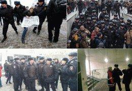 ДНО КОНСТИТУЦИИ: ОБРАТНАЯ СВЯЗЬ / Фашистская Россия 12 декабря 2015 года