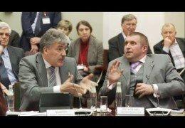 Дмитрий Потапенко и Павел Грудинин о преступной экономической политике поганой власти
