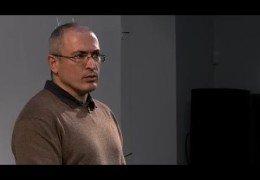 Михаил Ходорковский: Революция неизбежна и необходима