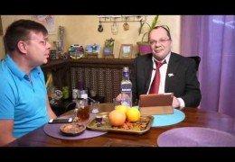 Речь Путина обсуждают Лаврентий Августович и его помощник Шурка