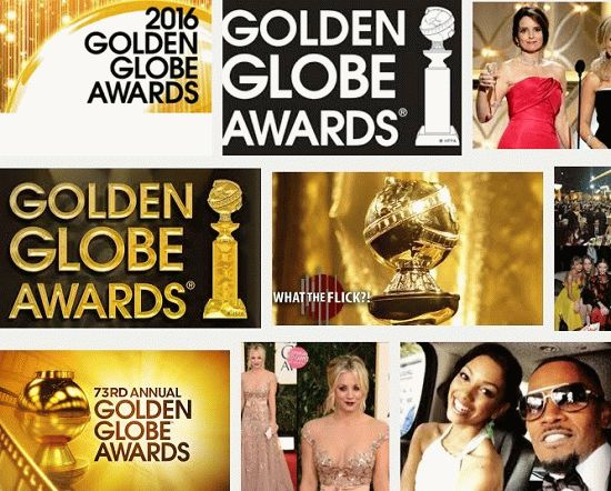Golden Globe 2016 freerutube livestream