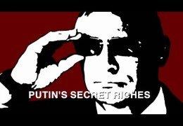 Тайные богатства Путина / Putin's Secret Riches Документальный фильм Премьера 25 января 2016 года Прямой эфир Трансляция