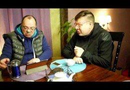 Дикие идеи с выборами обсуждают Лаврентий Августович и его помощник Шурка