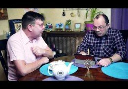 О Сталине спорят Лаврентий Августович и его помощник Шурка