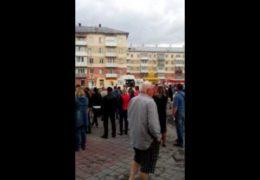Междуреченск: Рухнула пятиэтажка / Златоуст: Ментов тренируют убивать народ 31 мая 2016 года