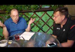 Пакет Яровой обсуждают Лаврентий Августович и его помощник Шурка