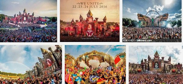 Tomorrowland Belgium 2016 freerutube live stream