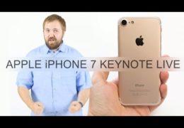 Презентация iPhone 8: 12 сентября 2017 года 18:00 Мск Прямой эфир / Трансляция