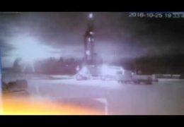 Бурятия: В Байкал упала большая комета, метеорит или ракета