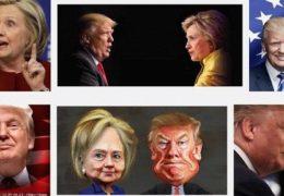 Выборы Президента США: Марафон Ночь с 08 на 09 ноября 2016 года Клинтон vs Трамп Трансляция