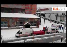 Екатеринбург: Под тяжестью снега рухнула крыша завода — 4 человека погибли и 14 пострадали