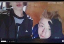 Подростки якобы покончили с собой после стрельбы по ментам в поселке Струги Красные Псковской области